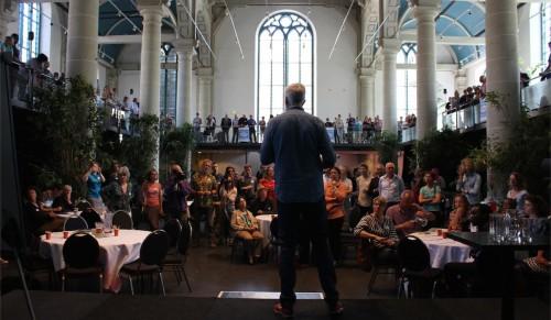 Burgertop Amsterdam: Samen ideeën ontwikkelen in goede sfeer