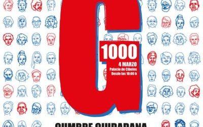 Madrid organiseerde G1000 op 4 maart