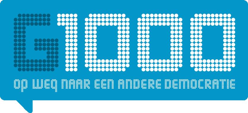 G1000 logo met wolk