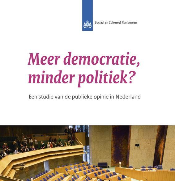 Tevreden over democratie maar niet over politici!