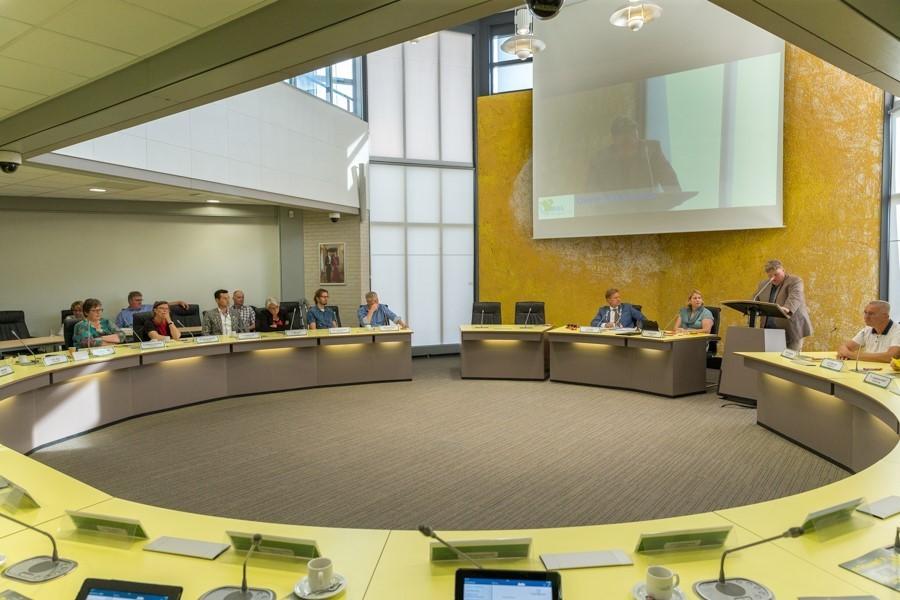 Veel waardering bij gemeenteraad voor deelnemers G1000Steenwijkerland