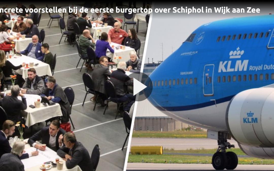 Burgertop Schiphol