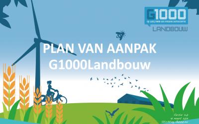 Laatste nieuws over de G1000Landbouw