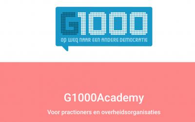 G1000Academy in het najaar van start!